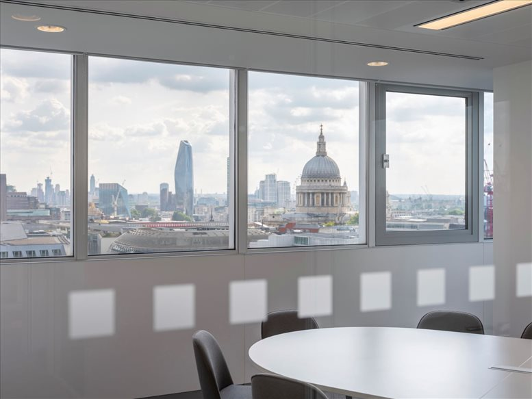 Photo of Office Space on 40 Basinghall Street Moorgate