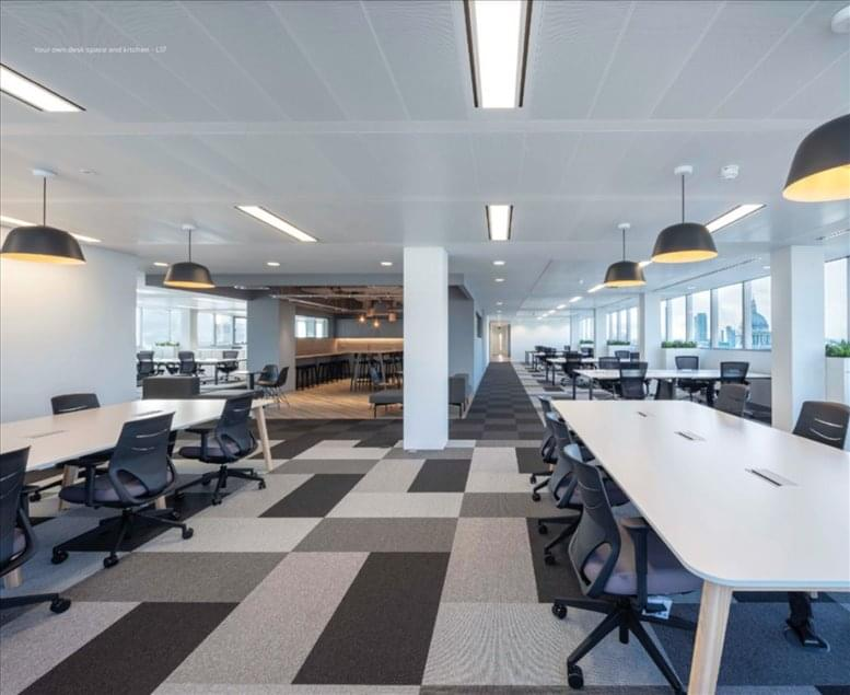 Picture of 40 Basinghall Street Office Space for available in Moorgate