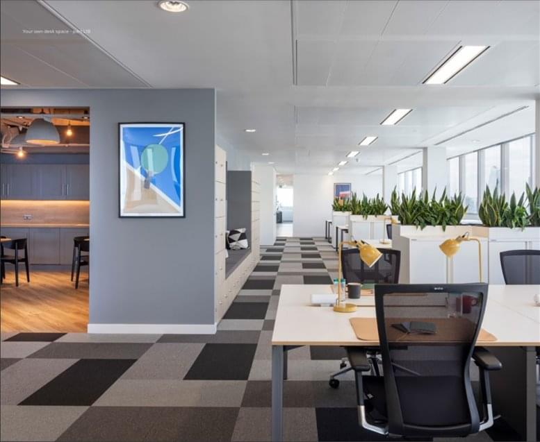 Office for Rent on 40 Basinghall Street Moorgate