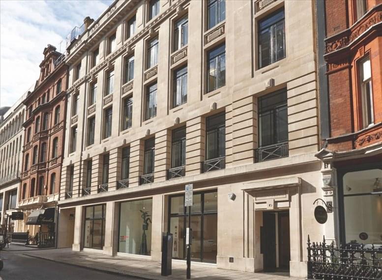 10 Cork Street Office Space Mayfair