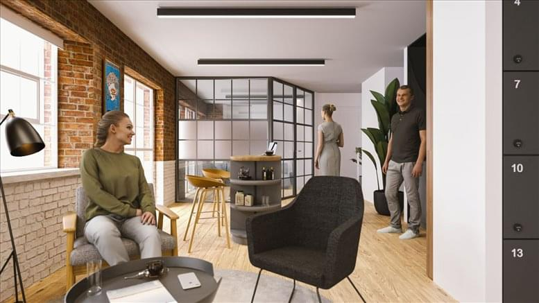 Woolyard @ 52-56 Bermondsey Street Office for Rent Bermondsey