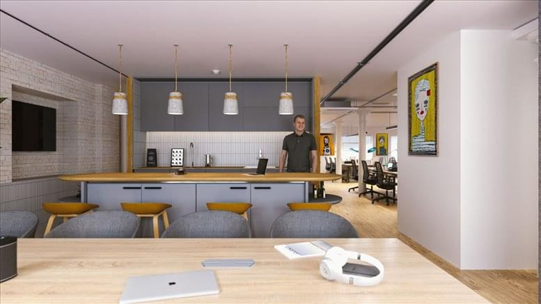 Picture of Woolyard @ 52-56 Bermondsey Street Office Space for available in Bermondsey