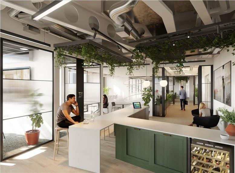 Photo of Office Space on 12 Farringdon Rd Farringdon