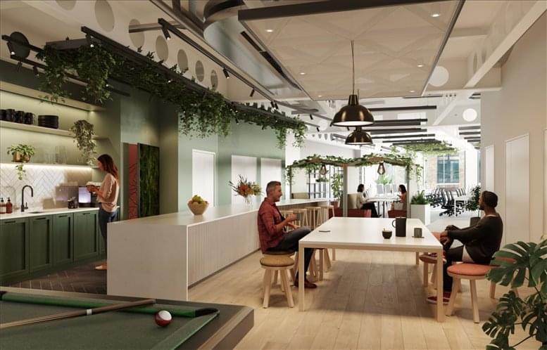 12 Farringdon Rd Office for Rent Farringdon