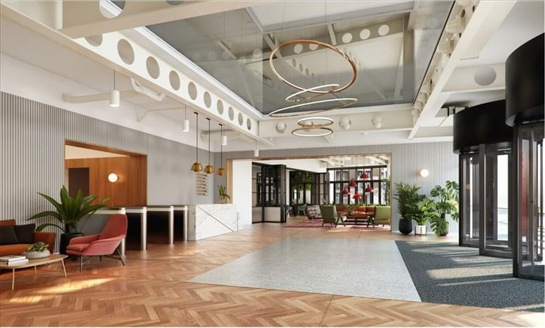Picture of 12 Farringdon Rd Office Space for available in Farringdon