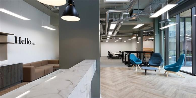 One Hand Axe Yard Office for Rent Kings Cross