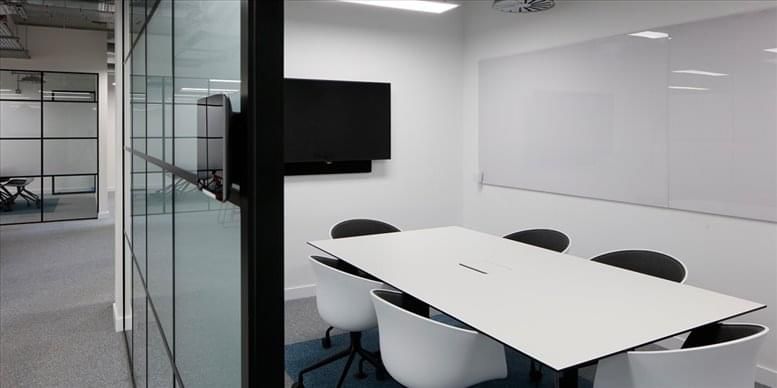 Office for Rent on One Hand Axe Yard Kings Cross