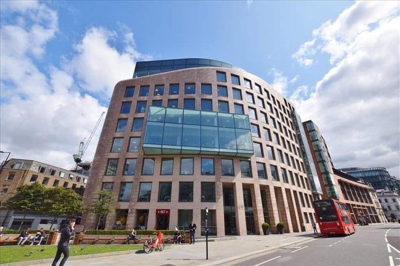 40 Holborn Viaduct available for companies in Farringdon