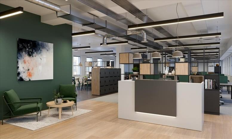 107 Grays Inn Road available for companies in Chancery Lane