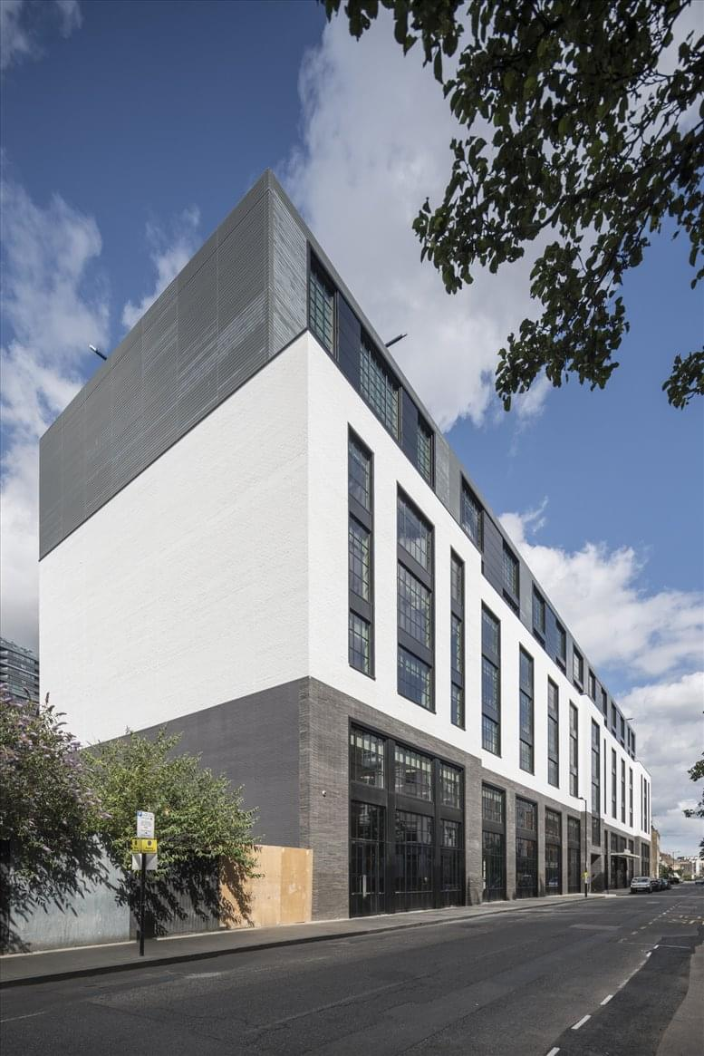 Wenlock Works, 1 Shepherdess Wlk, Old Street available for companies in Hoxton
