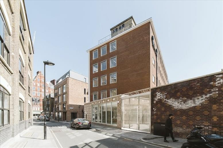 12 Roger Street available for companies in Chancery Lane