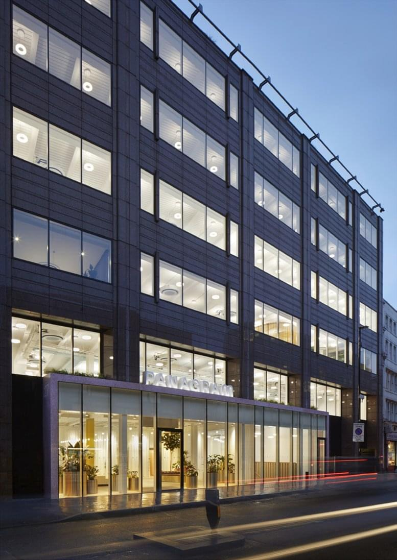 27 Goswell Road available for companies in Aldersgate