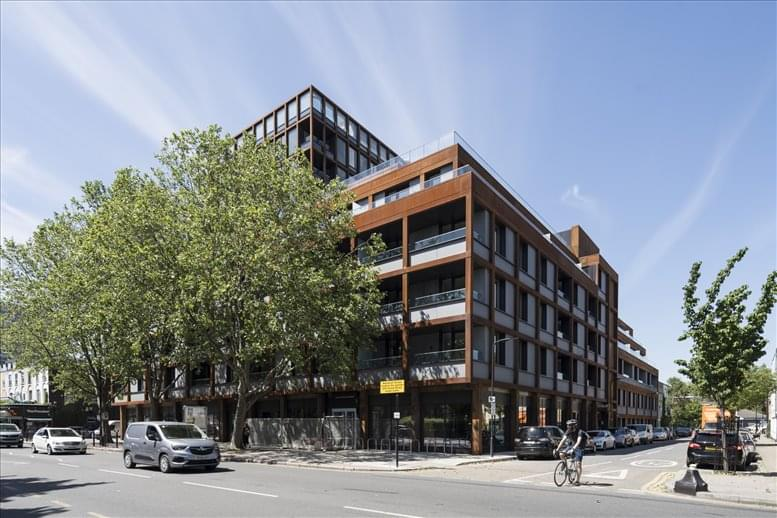 HKR, 211 Hackney Rd available for companies in Shoreditch