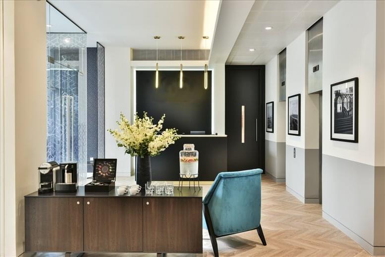 Bishopsgate Office Space for Rent on 288 Bishopsgate