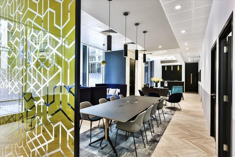 Rent Bishopsgate Office Space on 288 Bishopsgate