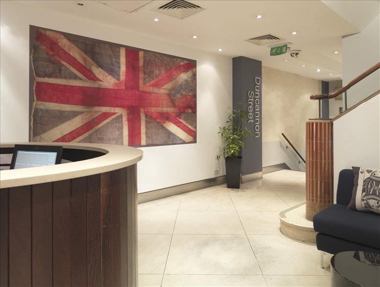Golden Cross House, 8 Duncannon Street Office Space Trafalgar Square