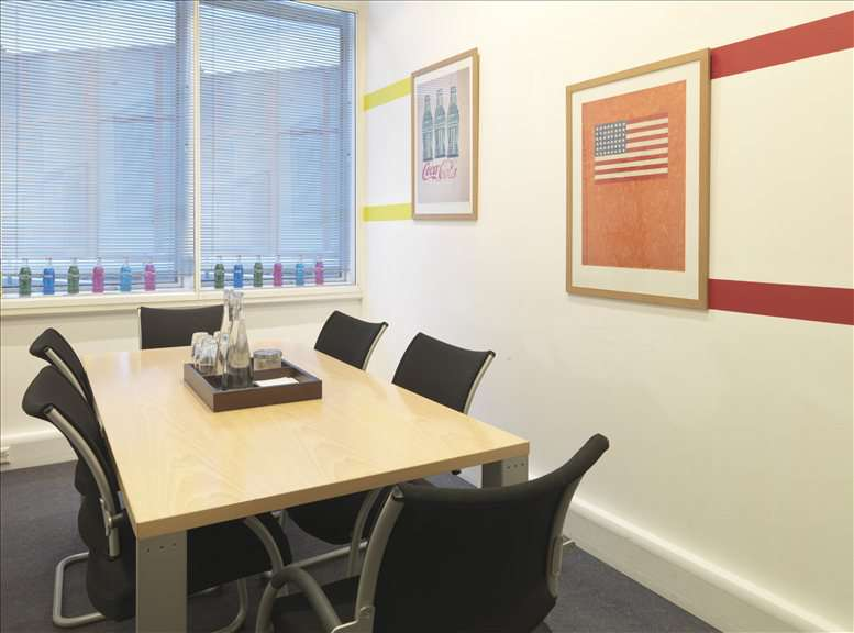Picture of Golden Cross House, 8 Duncannon Street Office Space for available in Trafalgar Square