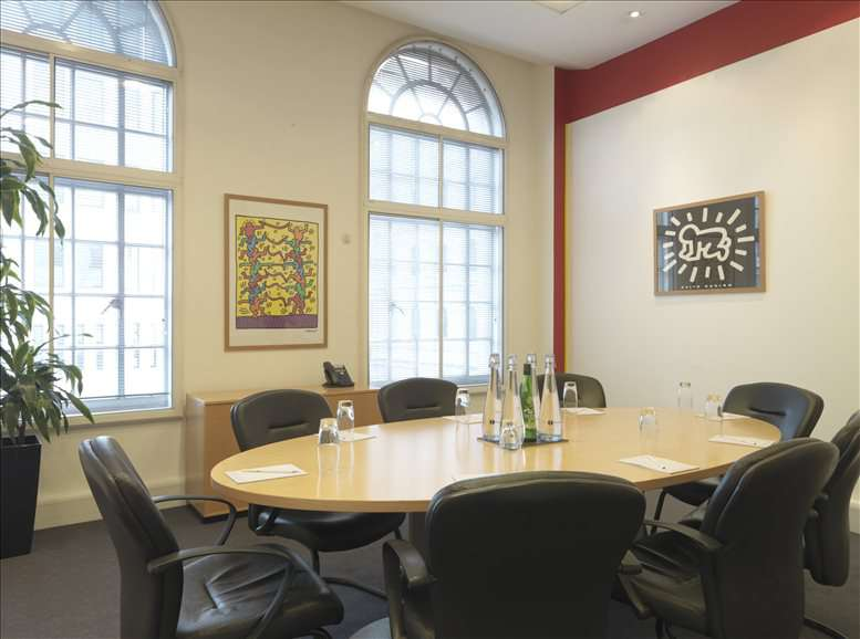 Image of Offices available in Trafalgar Square: Golden Cross House, 8 Duncannon Street