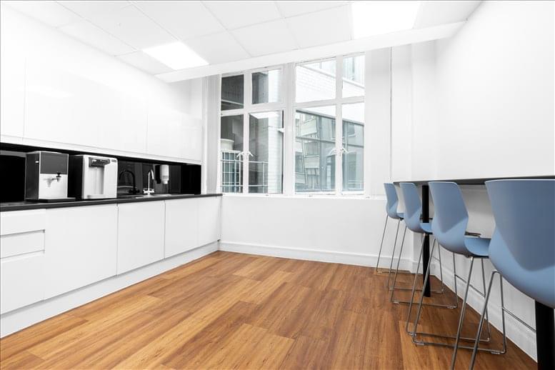 Trafalgar Square Office Space for Rent on Golden Cross House, 8 Duncannon Street