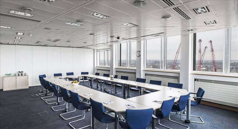 Picture of Portland House, Bressenden Place, Victoria Office Space for available in Victoria