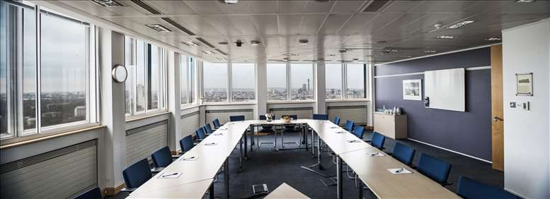 Victoria Office Space for Rent on Portland House, Bressenden Place, Victoria