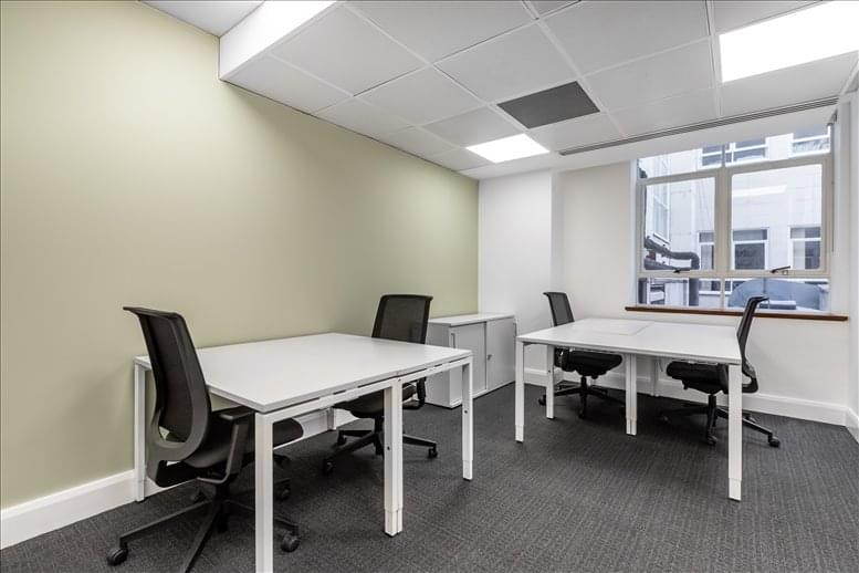 100 Pall Mall, St James's Office for Rent St James's Park