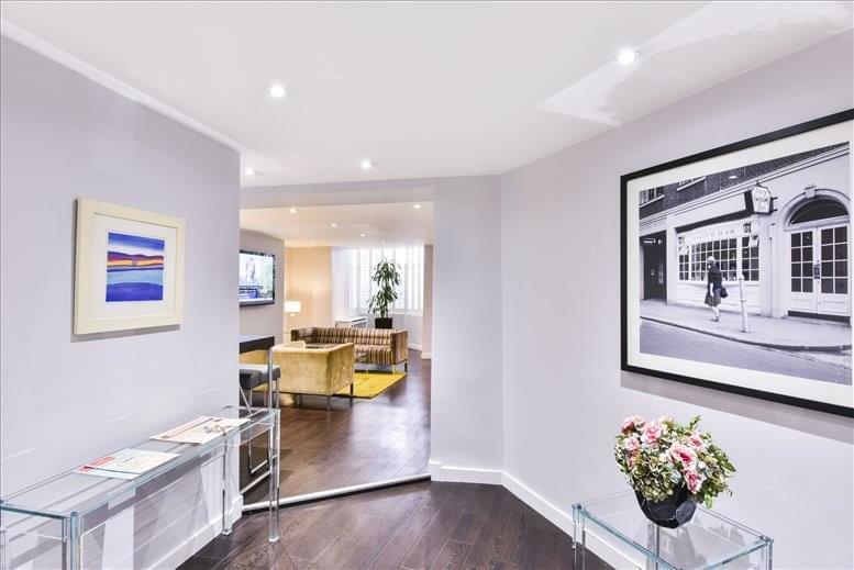 Photo of Office Space on 42 Brook Street Mayfair