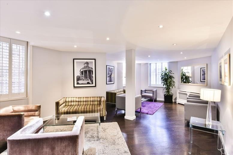Picture of 42 Brook Street Office Space for available in Mayfair