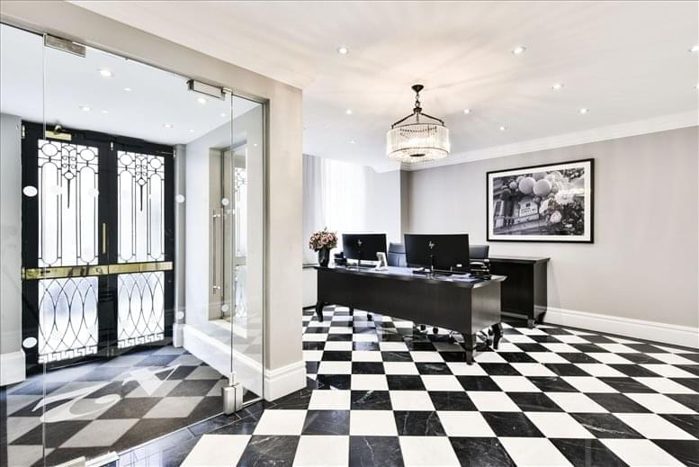Office for Rent on 42 Brook Street Mayfair
