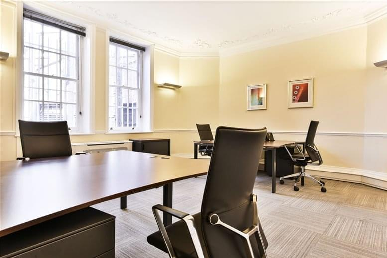 Mayfair Office Space for Rent on 42 Brook Street