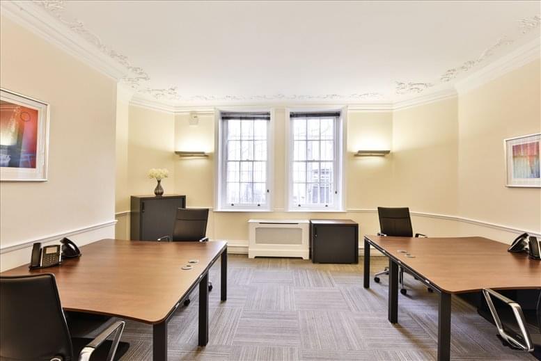 Rent Mayfair Office Space on 42 Brook Street