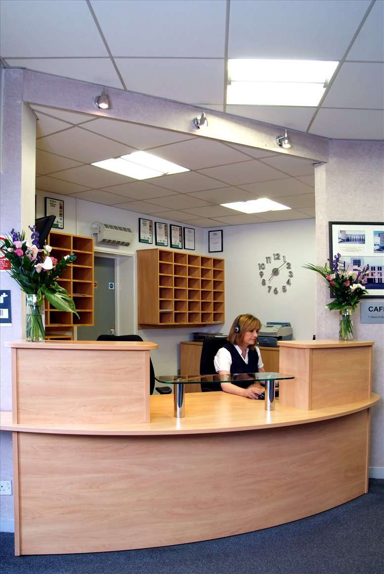 Office for Rent on SBC House, Restmor Way, Wallington Sutton