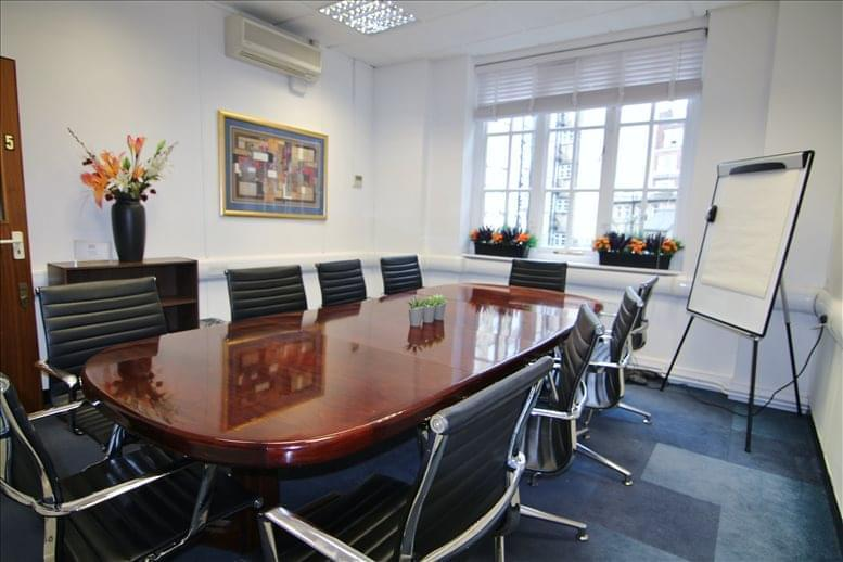 Office for Rent on Vicarage House, 58-60 Kensington Church Street Kensington