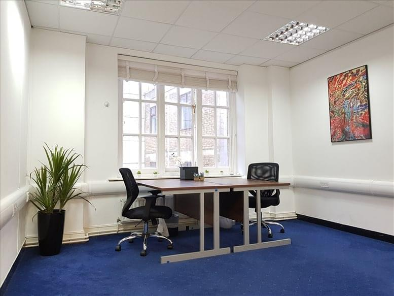 Image of Offices available in Kensington: Vicarage House, 58-60 Kensington Church Street