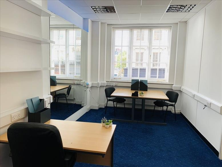 Kensington Office Space for Rent on Vicarage House, 58-60 Kensington Church Street