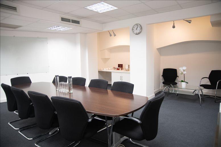 Kings Cross Business Centre, 180-186 Kings Cross Road Office Space Kings Cross
