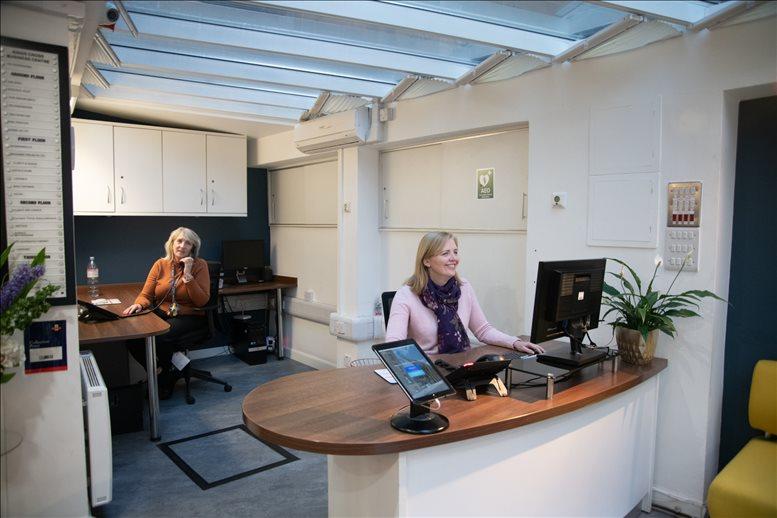 Kings Cross Business Centre, 180-186 Kings Cross Road Office for Rent Kings Cross