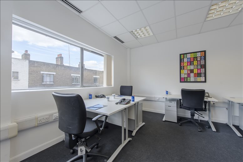 Kings Cross Office Space for Rent on Kings Cross Business Centre, 180-186 Kings Cross Road
