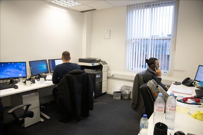 Rent Kings Cross Office Space on Kings Cross Business Centre, 180-186 Kings Cross Road
