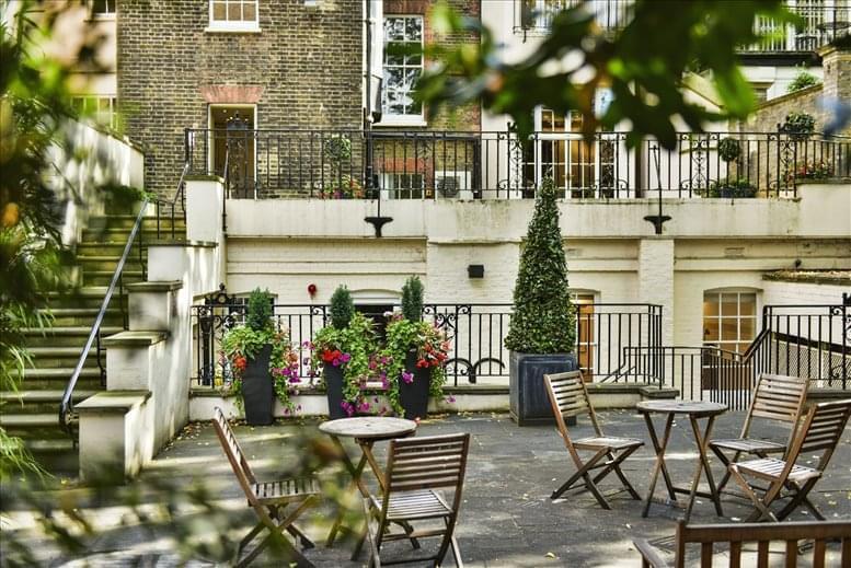 53 Davies Street Office for Rent Mayfair