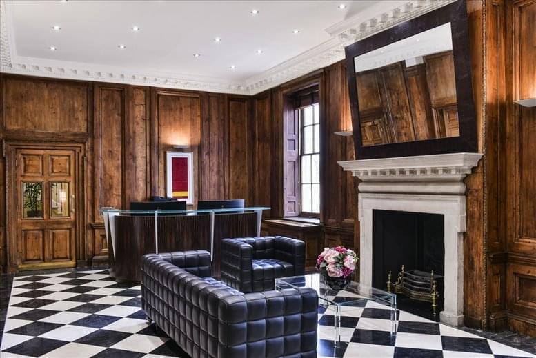 Office for Rent on 53 Davies Street Mayfair