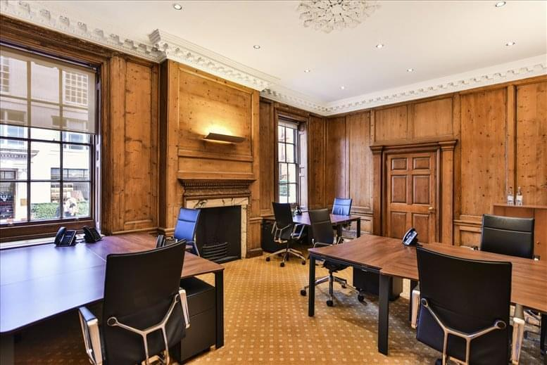 Mayfair Office Space for Rent on 53 Davies Street