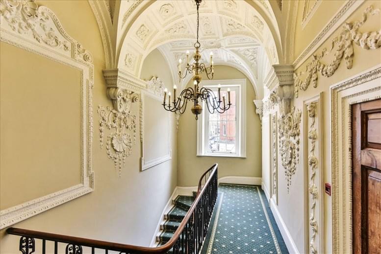 Rent Mayfair Office Space on 53 Davies Street