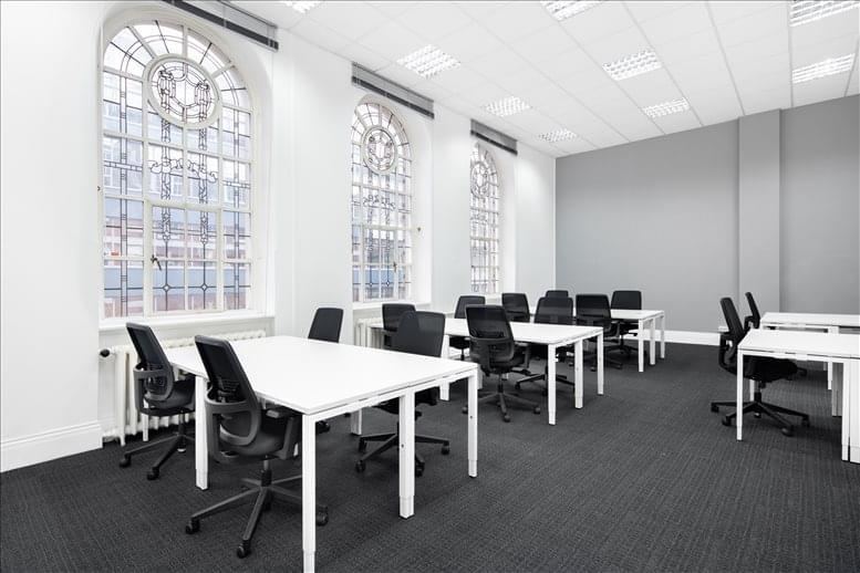 Hamilton House, Mabledon Place, Bloomsbury available for companies in Kings Cross