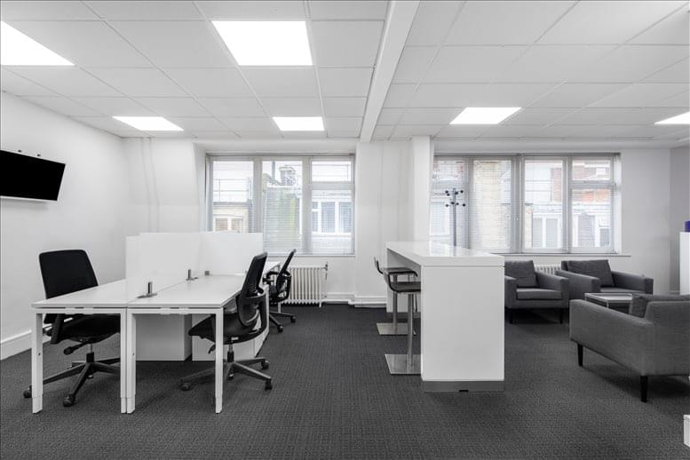 Photo of Office Space on Hamilton House, Mabledon Place, Bloomsbury Kings Cross
