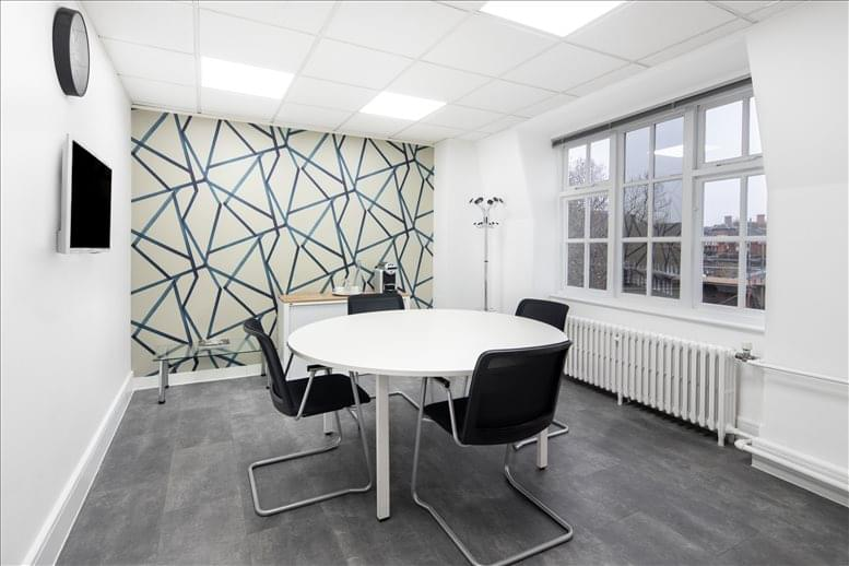 Hamilton House, Mabledon Place, Bloomsbury Office for Rent Kings Cross