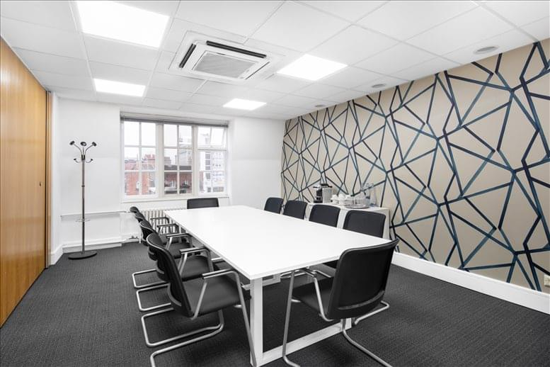 Picture of Hamilton House, Mabledon Place, Bloomsbury Office Space for available in Kings Cross