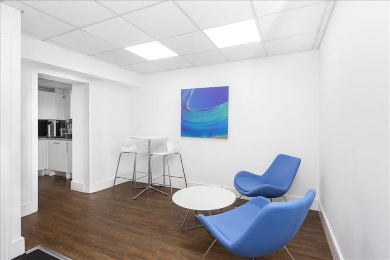 Kings Cross Office Space for Rent on Hamilton House, Mabledon Place, Bloomsbury