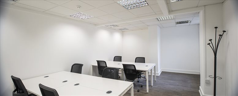 Rent Kings Cross Office Space on Hamilton House, Mabledon Place, Bloomsbury