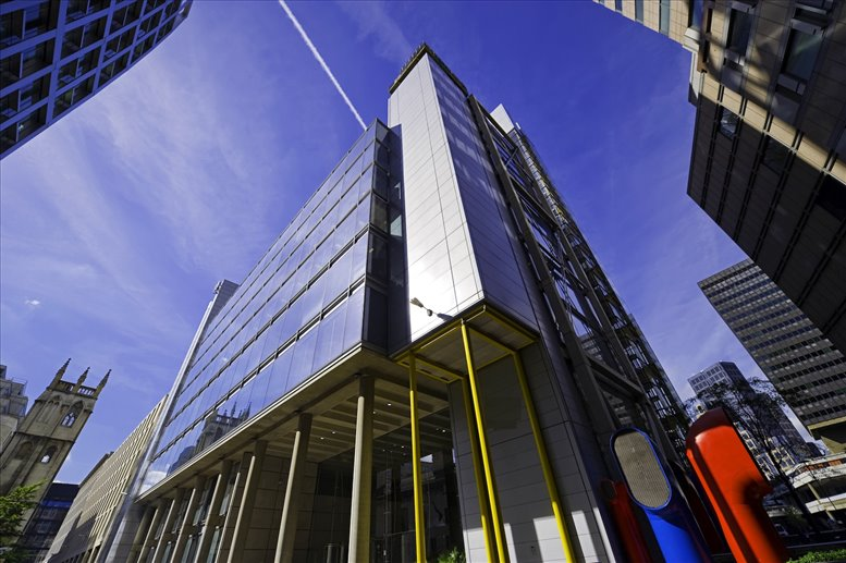 88 Wood Street, Fl 10/11, City of London available for companies in Barbican